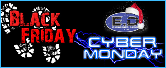 Black Friday through Cyber Monday